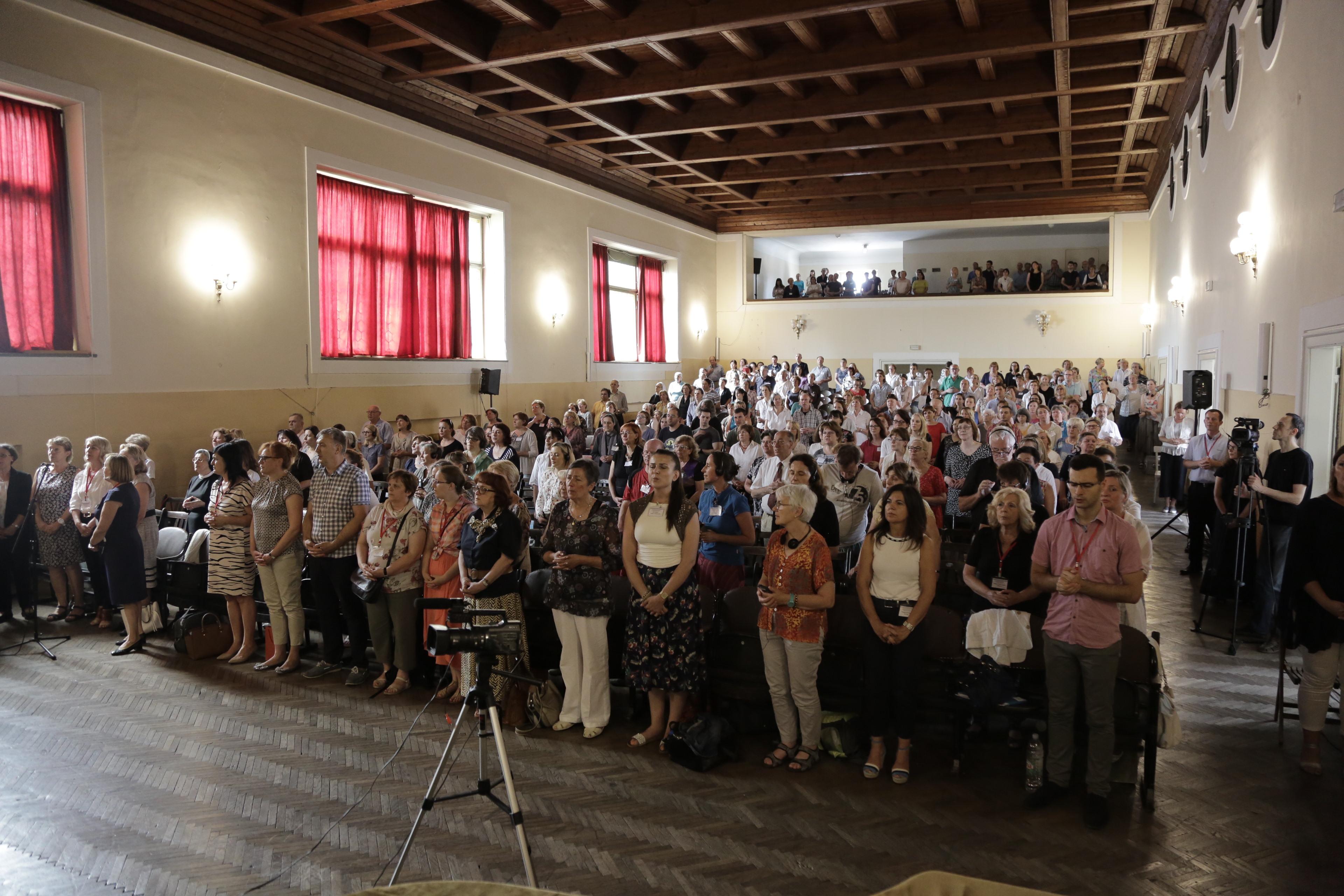 Održan I. međunarodni evangelizacijski i hagioterapijski susret