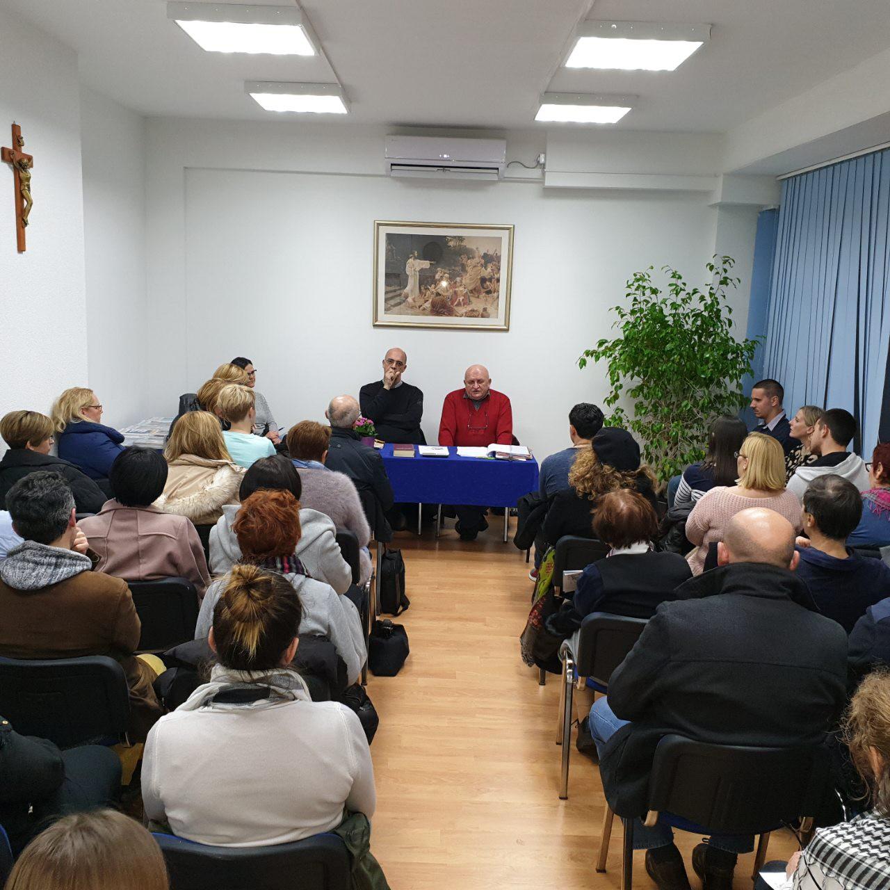 Ne boj se, samo vjeruj – seminar nove evangelizacije održan u Splitu